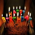 Advance Happy Birthday Sms for Friend